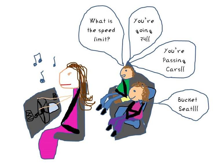 Kids-critique-my-driving