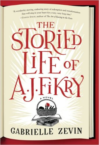 The storied life of A.J, Fikry